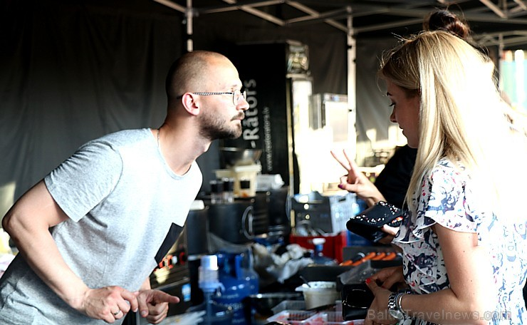 «Jaunā Teika» un «Resto-Rātors» rīko gardēžu svētkus - «Gourmet Fair»