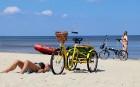 Jūrmala piedāvā karstu pludmali un dzestru peldi 3