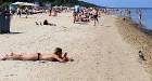 Jūrmala piedāvā karstu pludmali un dzestru peldi 10