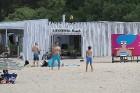 Jūrmala piedāvā karstu pludmali un dzestru peldi 13