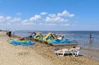 Jūrmala piedāvā karstu pludmali un dzestru peldi 18