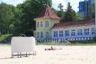 Jūrmala piedāvā karstu pludmali un dzestru peldi 39