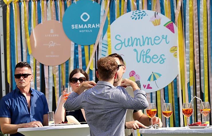 Jūrmalas viesnīca «Lielupe by Semarah Hotels» rīko bagātīgu «Summer Vibes» atklāšanas pasākumu