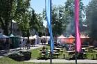 Ar skanīgiem koncertiem un košiem pasākumiem, kas apvieno visas pilsētas iedzīvotāju un ciemiņu paaudzes, Daugavpils pilsēta svin 744. Dzimšanas dienu 5