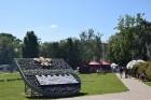 Ar skanīgiem koncertiem un košiem pasākumiem, kas apvieno visas pilsētas iedzīvotāju un ciemiņu paaudzes, Daugavpils pilsēta svin 744. Dzimšanas dienu 6