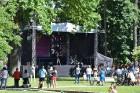 Ar skanīgiem koncertiem un košiem pasākumiem, kas apvieno visas pilsētas iedzīvotāju un ciemiņu paaudzes, Daugavpils pilsēta svin 744. Dzimšanas dienu 9