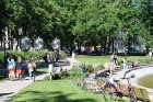Ar skanīgiem koncertiem un košiem pasākumiem, kas apvieno visas pilsētas iedzīvotāju un ciemiņu paaudzes, Daugavpils pilsēta svin 744. Dzimšanas dienu 12