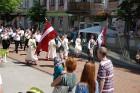 Ar skanīgiem koncertiem un košiem pasākumiem, kas apvieno visas pilsētas iedzīvotāju un ciemiņu paaudzes, Daugavpils pilsēta svin 744. Dzimšanas dienu 25