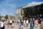 Ar skanīgiem koncertiem un košiem pasākumiem, kas apvieno visas pilsētas iedzīvotāju un ciemiņu paaudzes, Daugavpils pilsēta svin 744. Dzimšanas dienu 28