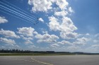 Aviācijas bāzē Lielvārdē 8.06.2019. norisinājās aviācijas paraugdemonstrējumi, kas veltīti Gaisa spēku simtgadei 30