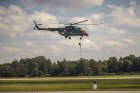 Aviācijas bāzē Lielvārdē 8.06.2019. norisinājās aviācijas paraugdemonstrējumi, kas veltīti Gaisa spēku simtgadei 64