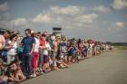 Aviācijas bāzē Lielvārdē 8.06.2019. norisinājās aviācijas paraugdemonstrējumi, kas veltīti Gaisa spēku simtgadei 86