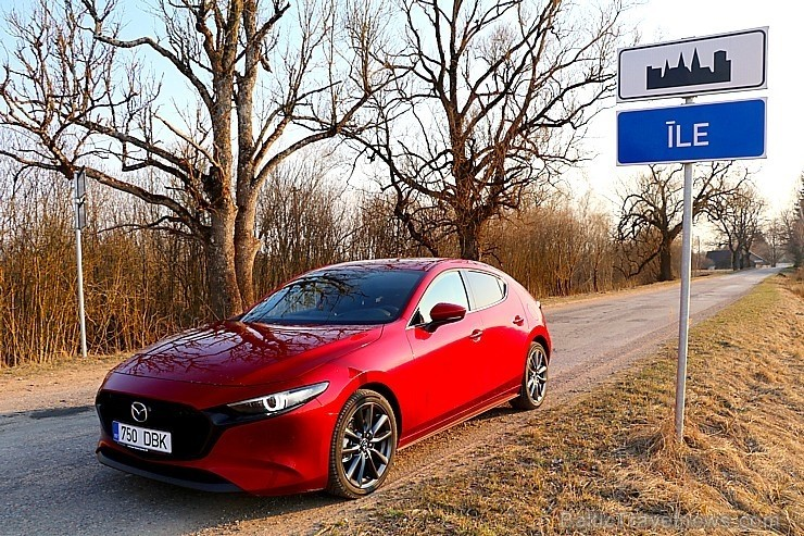 60 bildes - «Mazda3» (2019)