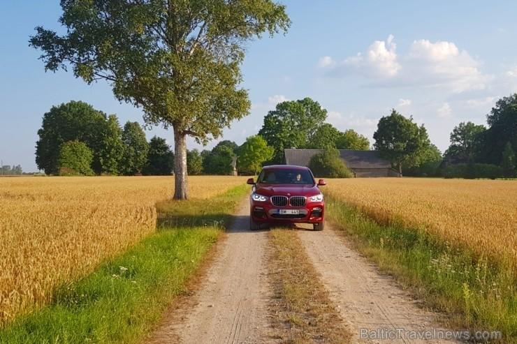55 bildes - «BMW X4» (2018)