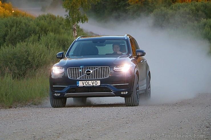 75 bildes - «Volvo XC90» (2018)