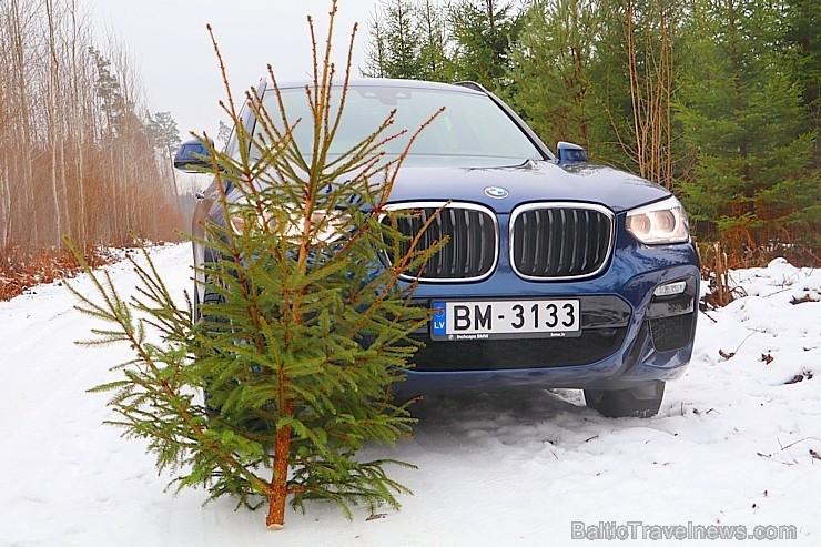 40 bildes - «BMW X3 xDrive20d»