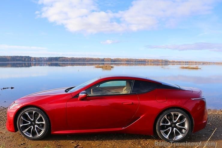 60 bildes - «Lexus LC 500»