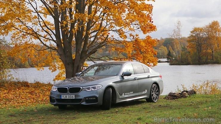 55 bildes - «BMW 540i»