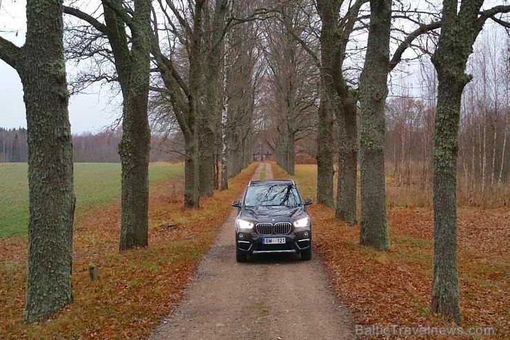70 bildes - «BMW X1»