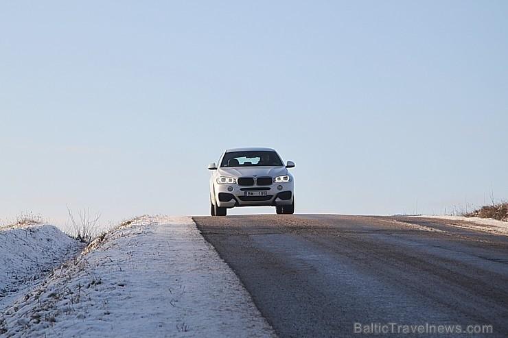 50 bildes - «BMW X6 Xdrive 3.0d»