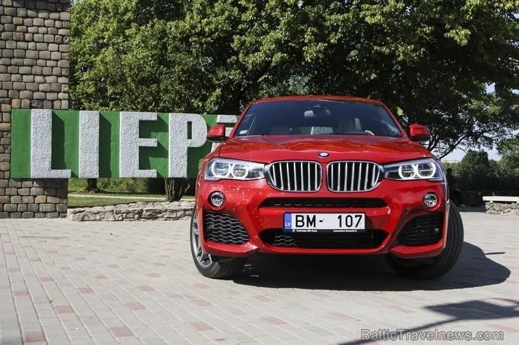40 bildes - «BMW X4 3.0d»