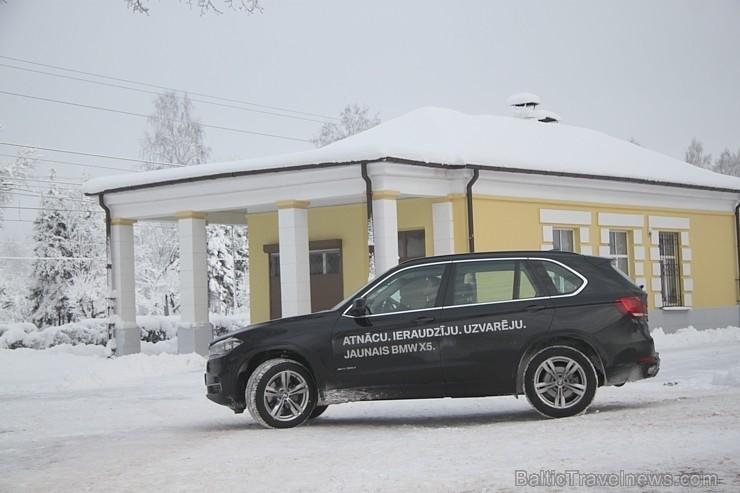 40 bildes - «BMW X5 3.0d»