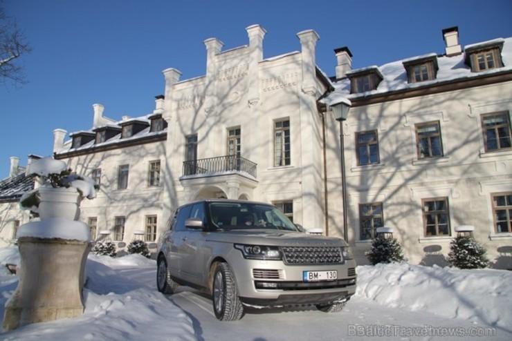 56 bildes - «Range Rover SDV8 Vogue»