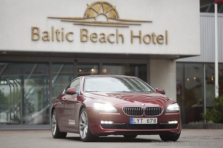 28 bildes - «BMW 640d Coupe»