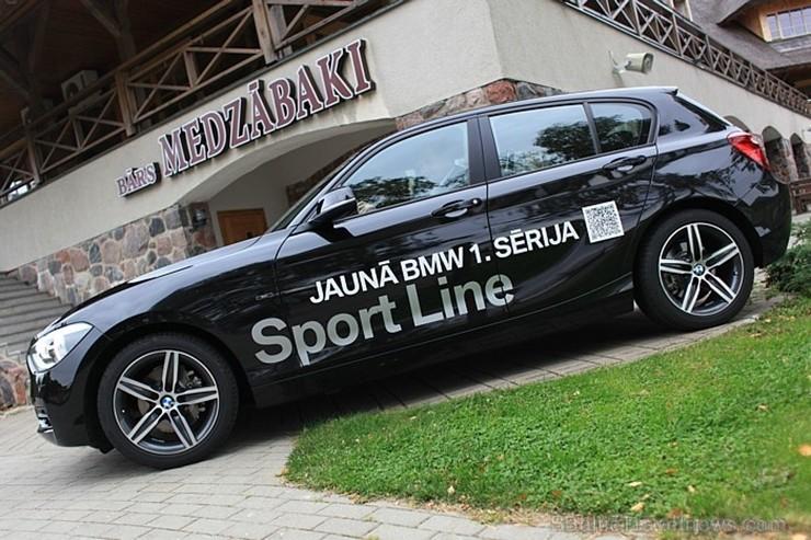 48 bildes - «BMW 120d Sport Line»