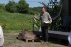 Ar krāšņu svētku atklāšanas programmu Alūksnes  pusē atklātas Veclaicenes aizsargājamo ainavu apvidū izveidotās Dabas mājas un pašapkalpošanās tūrisma 7
