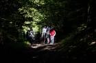 Ar krāšņu svētku atklāšanas programmu Alūksnes  pusē atklātas Veclaicenes aizsargājamo ainavu apvidū izveidotās Dabas mājas un pašapkalpošanās tūrisma 11