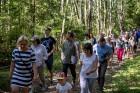 Ar krāšņu svētku atklāšanas programmu Alūksnes  pusē atklātas Veclaicenes aizsargājamo ainavu apvidū izveidotās Dabas mājas un pašapkalpošanās tūrisma 18