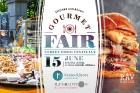 Jūrmalas Street-Food festivāls Gourmet Fair norisināsies 15.06.2019 no plkst. 12:00 līdz 18:00 ar plašu aktivitāšu programmu 15
