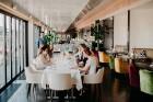 Bārā - Restorānā STAGE 22 atklāj jaunu vasaras sezonas ēdienkarti un maina darba laiku 8