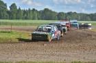 Rallijkrosa čempionāta 2. posms Salas novada Biržos pulcēja lielu skaitu sportistu un atbalstītāju, garantējot īpašu autosporta piepildītu brīvdienu 1