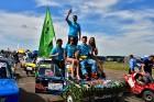 Rallijkrosa čempionāta 2. posms Salas novada Biržos pulcēja lielu skaitu sportistu un atbalstītāju, garantējot īpašu autosporta piepildītu brīvdienu 7