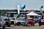 Rallijkrosa čempionāta 2. posms Salas novada Biržos pulcēja lielu skaitu sportistu un atbalstītāju, garantējot īpašu autosporta piepildītu brīvdienu 9