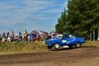 Rallijkrosa čempionāta 2. posms Salas novada Biržos pulcēja lielu skaitu sportistu un atbalstītāju, garantējot īpašu autosporta piepildītu brīvdienu 14