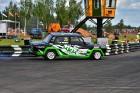 Rallijkrosa čempionāta 2. posms Salas novada Biržos pulcēja lielu skaitu sportistu un atbalstītāju, garantējot īpašu autosporta piepildītu brīvdienu 16