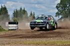 Rallijkrosa čempionāta 2. posms Salas novada Biržos pulcēja lielu skaitu sportistu un atbalstītāju, garantējot īpašu autosporta piepildītu brīvdienu 19