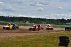 Rallijkrosa čempionāta 2. posms Salas novada Biržos pulcēja lielu skaitu sportistu un atbalstītāju, garantējot īpašu autosporta piepildītu brīvdienu 20