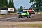 Rallijkrosa čempionāta 2. posms Salas novada Biržos pulcēja lielu skaitu sportistu un atbalstītāju, garantējot īpašu autosporta piepildītu brīvdienu 21