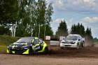 Rallijkrosa čempionāta 2. posms Salas novada Biržos pulcēja lielu skaitu sportistu un atbalstītāju, garantējot īpašu autosporta piepildītu brīvdienu 23