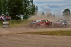 Rallijkrosa čempionāta 2. posms Salas novada Biržos pulcēja lielu skaitu sportistu un atbalstītāju, garantējot īpašu autosporta piepildītu brīvdienu 26