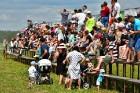 Rallijkrosa čempionāta 2. posms Salas novada Biržos pulcēja lielu skaitu sportistu un atbalstītāju, garantējot īpašu autosporta piepildītu brīvdienu 27