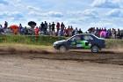 Rallijkrosa čempionāta 2. posms Salas novada Biržos pulcēja lielu skaitu sportistu un atbalstītāju, garantējot īpašu autosporta piepildītu brīvdienu 32