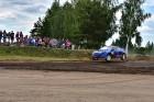 Rallijkrosa čempionāta 2. posms Salas novada Biržos pulcēja lielu skaitu sportistu un atbalstītāju, garantējot īpašu autosporta piepildītu brīvdienu 33