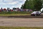Rallijkrosa čempionāta 2. posms Salas novada Biržos pulcēja lielu skaitu sportistu un atbalstītāju, garantējot īpašu autosporta piepildītu brīvdienu 34
