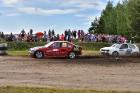 Rallijkrosa čempionāta 2. posms Salas novada Biržos pulcēja lielu skaitu sportistu un atbalstītāju, garantējot īpašu autosporta piepildītu brīvdienu 36
