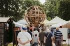 Brangi jo brangi Valmiermuižas parkā aizvadīts etnofestivāls SVIESTS 2019, kurā uzstājās pasaulē atzīti pašmāju mākslinieki 6
